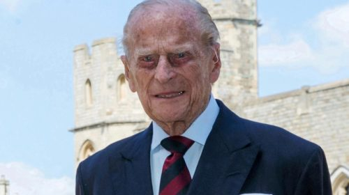 UK leaders Mourn Prince Philip