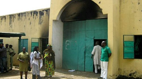 Five inmates, two officials injured in Bauchi prison riot