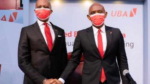 UBA  Positions  to Benefit from Recovery Trends in 2021 says Elumelu