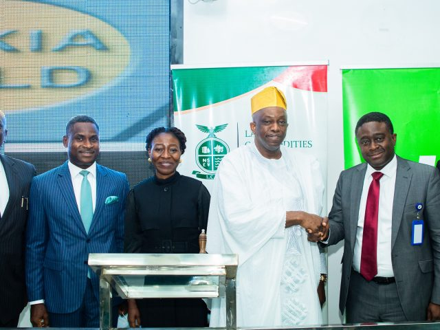 Listing on LCFE: Heritage Bank-Dukia Gold set to unlock N344trillion market worth of gold