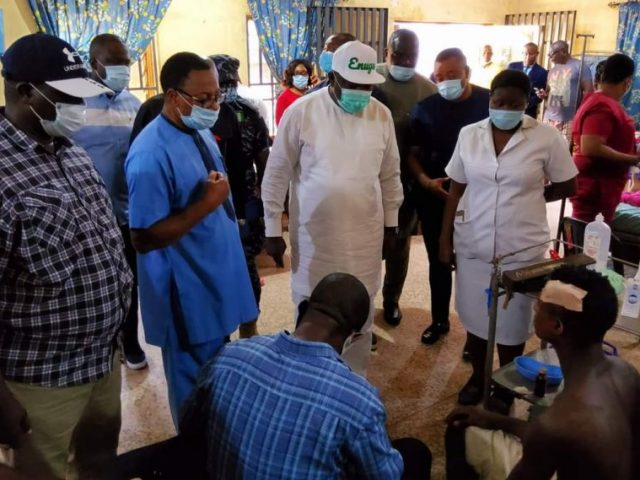 Trigger-happy police inspector kills five, injures four in Enugu