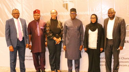 Pension Fund Assets Soar To N12.6 Tri  …. As PenCom Begins payment of 2.5 percent pension differential