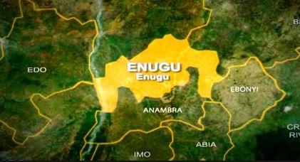 Hoodlums Set  Ablaze INEC Office In Enugu
