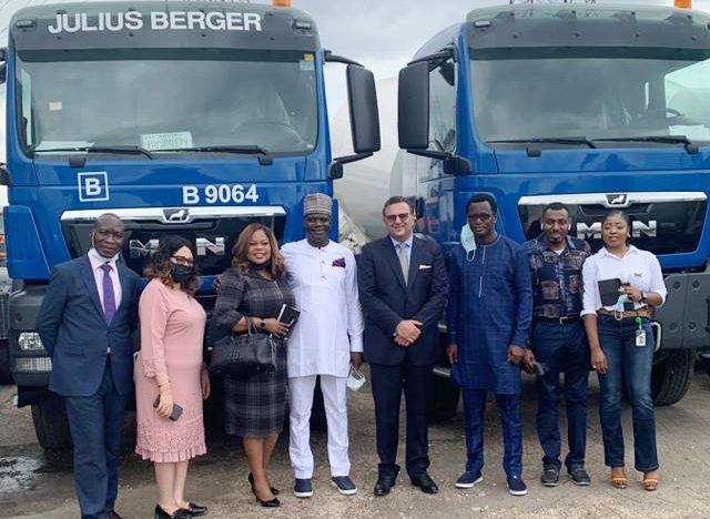SCOA Lauds Unity Bank, Others for Facilitating Supply of N15.5b worth of Trucks, Equipment to Julius Berger